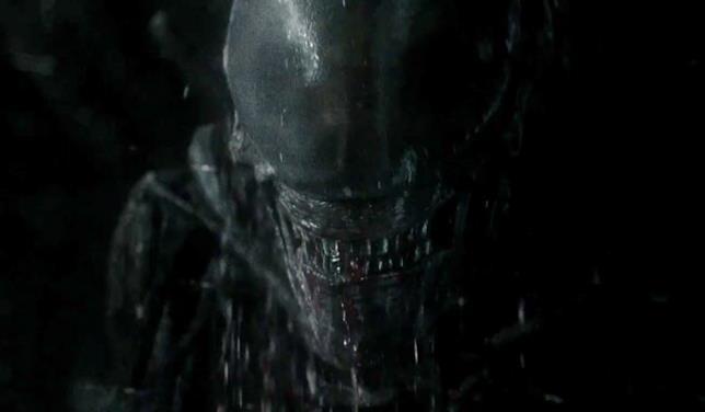 Alien: Covenant, lo xenomorfo