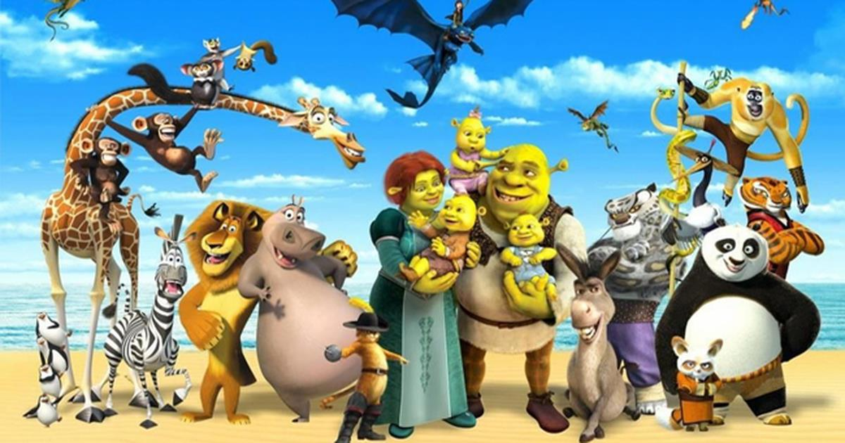 Dreamworks 36 Film In Dvd E Blu Ray Con Nuovo Packaging