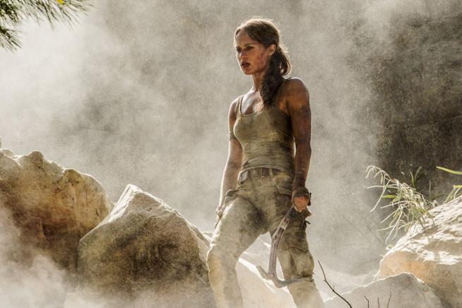 Il film reboot di Tomb Raider uscirà a marzo 2018