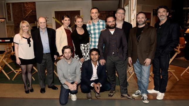 Cast della serie TV The Bing Bang Theory