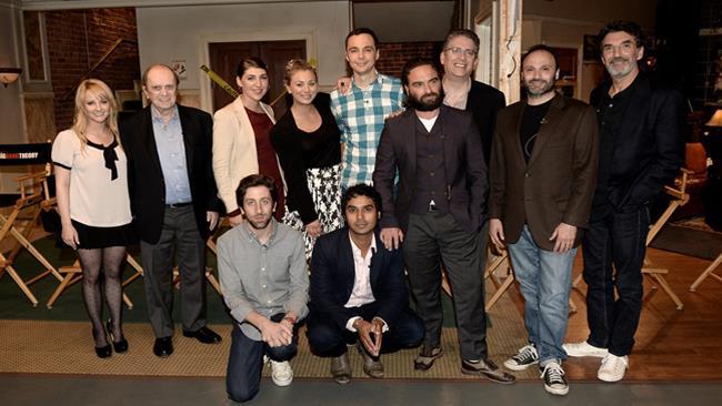 Cast della serie TV The Bing Bang Theory