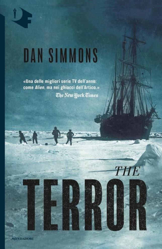 La copertina di The Terror