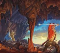 Illustrazione realizzata per i libri de La Ruota del Tempo