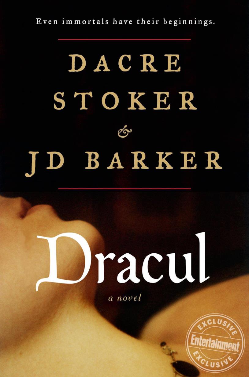 Dracul: la copertina del romanzo di Dacre Stoker e J.D. Barker in uscita a ottobre 2018