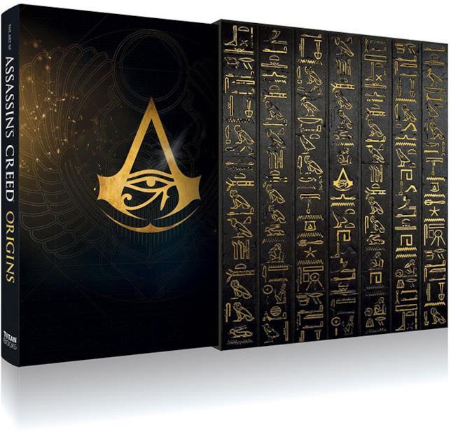 The Art of Assassin's Creed Origins di Ubisoft