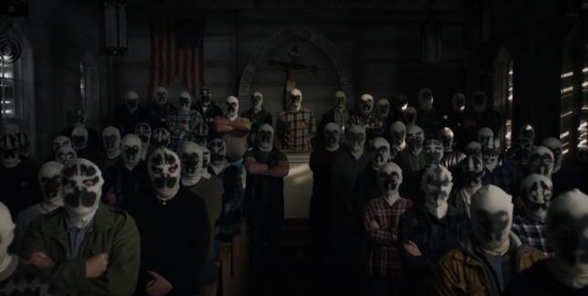 Watchmen: la serie HBO si mostra con il primo teaser trailer ufficiale!