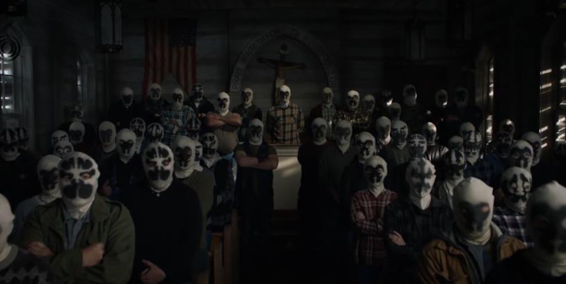 I supereroi apparsi nel teaser trailer di Watchmen