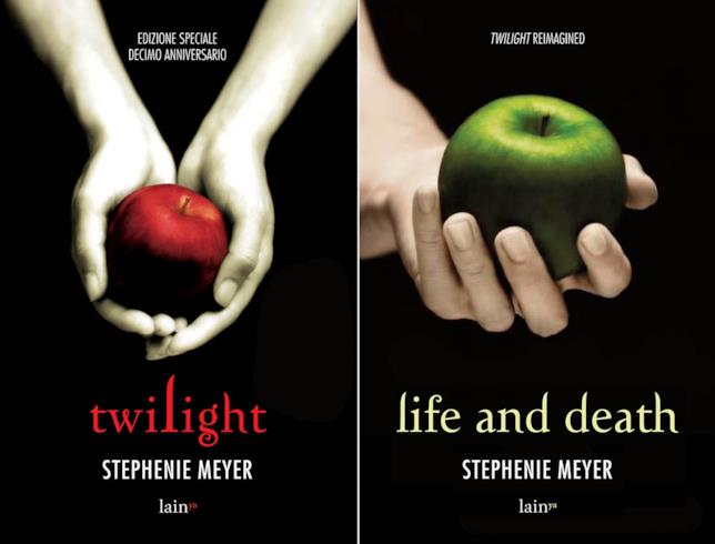 paragone tra twilight e Life and Death