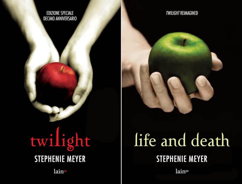 paragone tra twilight e Life and Death
