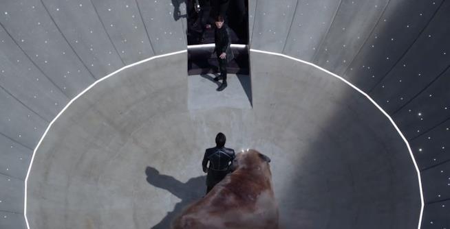 Una sequenza di Marvel's Inhumans