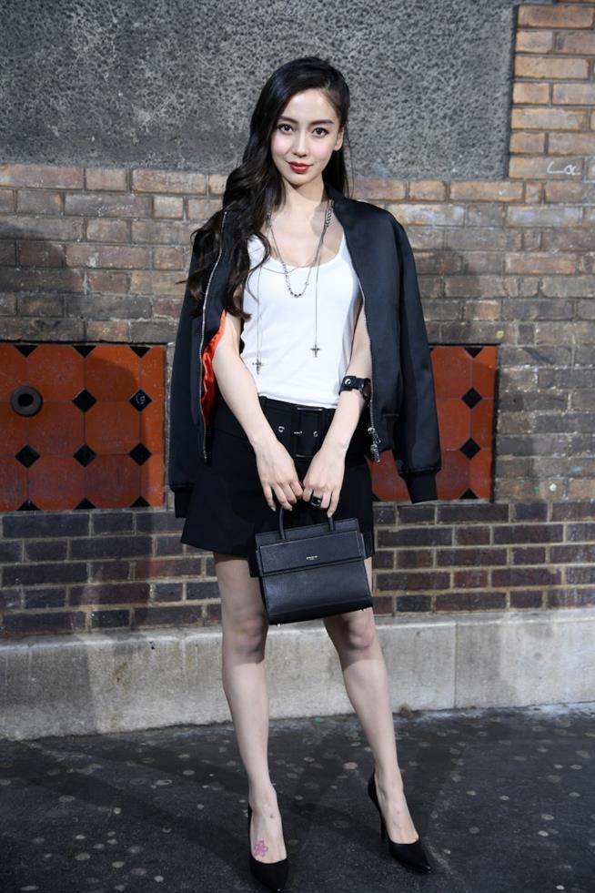 Yang Ying, ovvero Angelababy