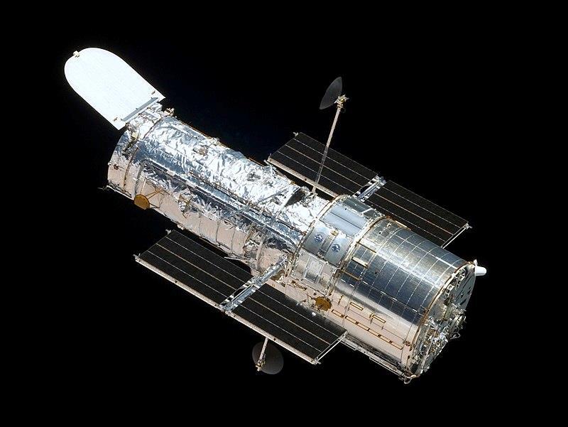 Un'immagine del telescopio spaziale Hubble