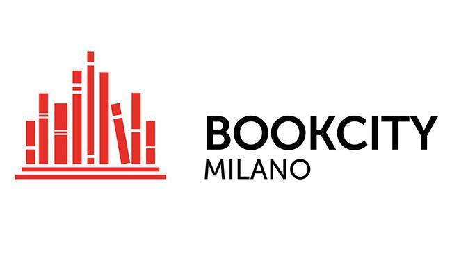 Il logo di BookCity in rosso