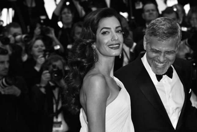 George Clooney e Amal a Cannes