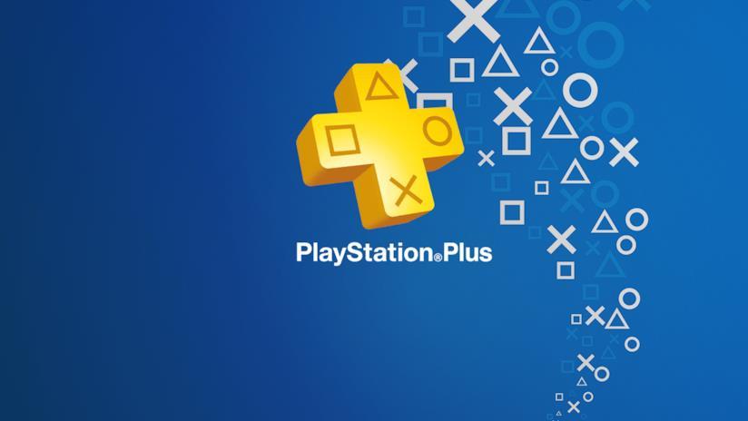 Il celebre logo dorato di PlayStation Plus
