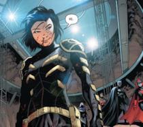Cassandra Cain nei fumetti DC