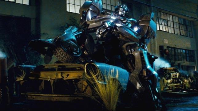 Jazz, Transformers
