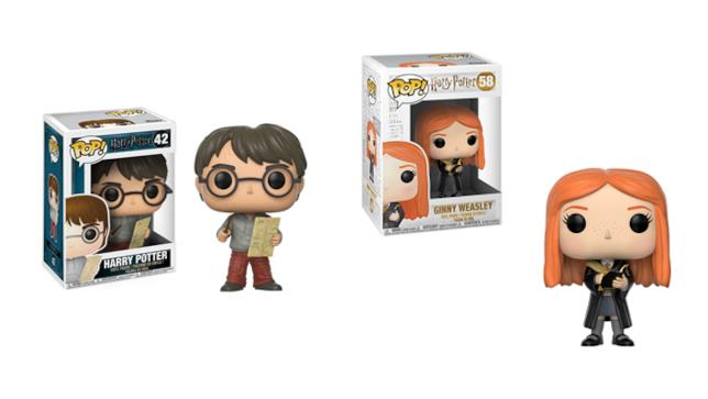 Harry Potter e  Ginny Weasley Funko Pop! Vinyl