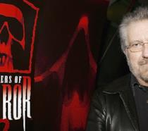 Tobe Hooper sul red carpet dei Masters of Horror