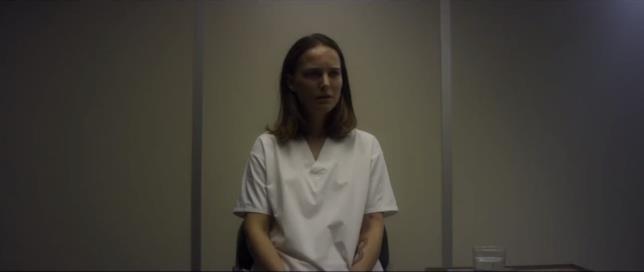 Natalie Portman in una scena di Annientamento
