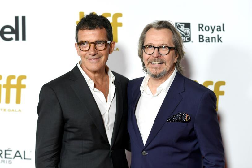 Gary Oldman e Antonio Banderas al TIFF