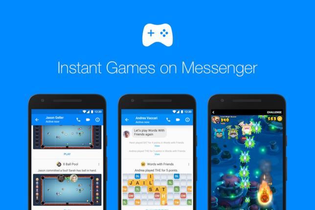 La piattaforma Instant Games torna ufficialmente su Facebook