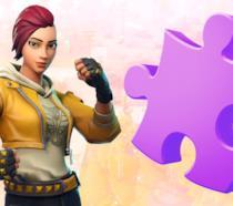 A caccia di pezzi di puzzle in Fortnite