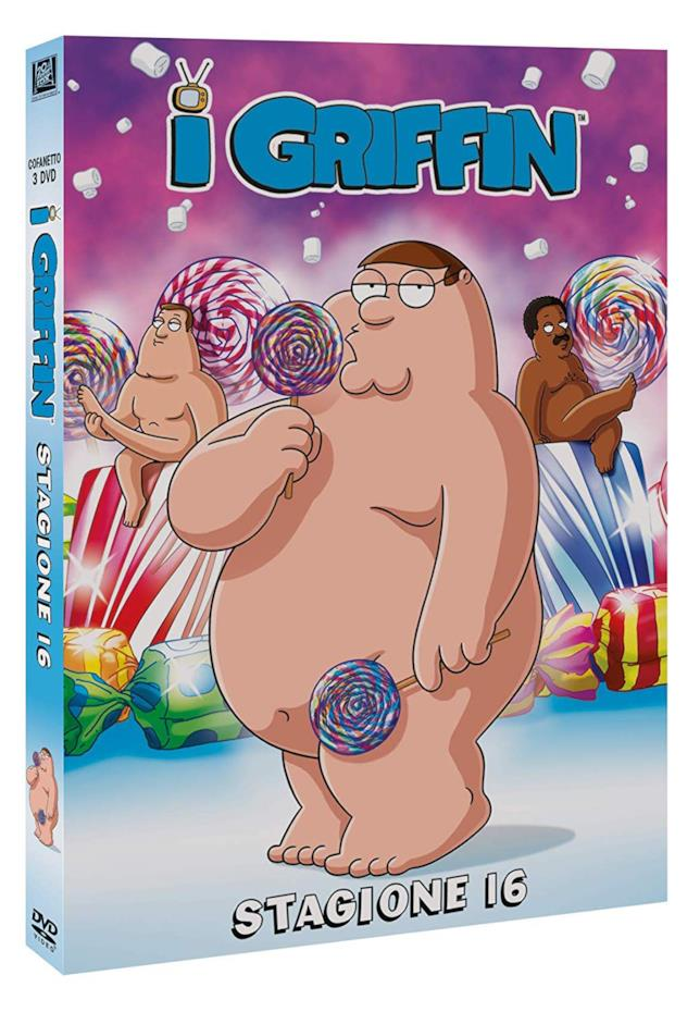 I Griffin: stagione 16 - Home Video