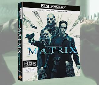Matrix arriva per la prima volta in 4K a giugno