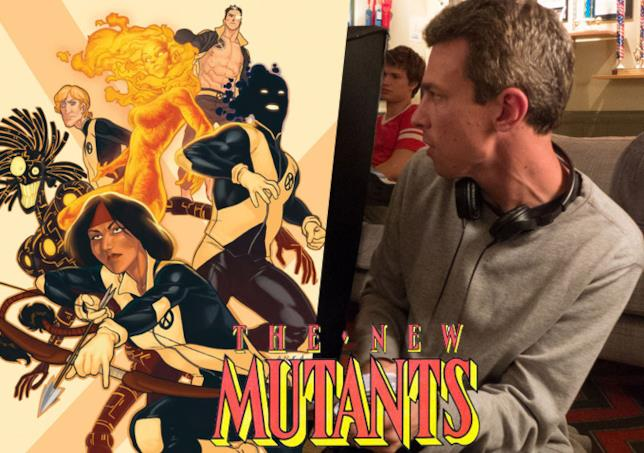 Josh Boone osserva attentamente i personaggi di New Mutants