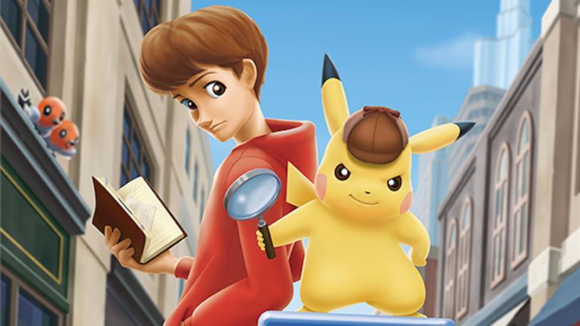 Detective Pikachu arriva sui nostri Nintendo3DS