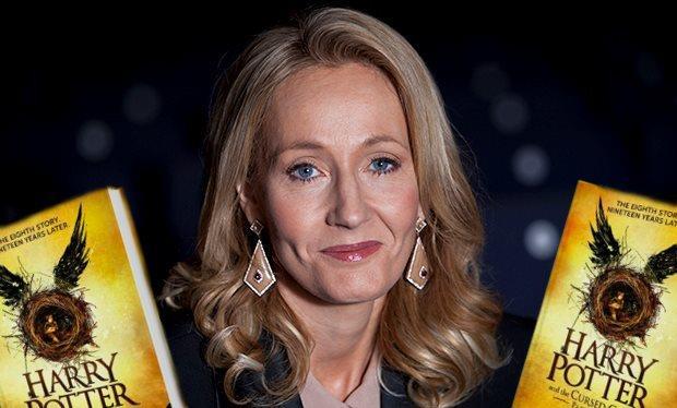 J.K. Rowling e il nuovo Harry Potter