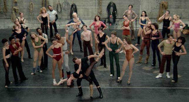 All That Jazz, una scena dal film