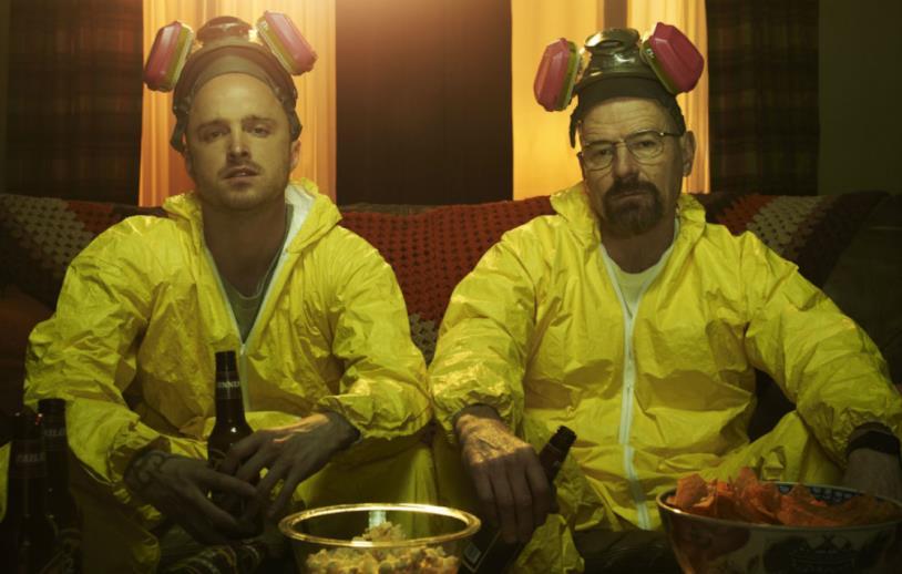 Breaking Bad: Jesse Pinkman e Walter White