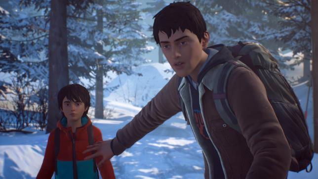 Sean e Daniel, protagonisti di Life is Strange 2