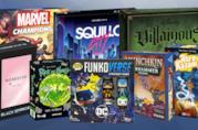 8 giochi da tavolo presentati a Lucca Comics 2019