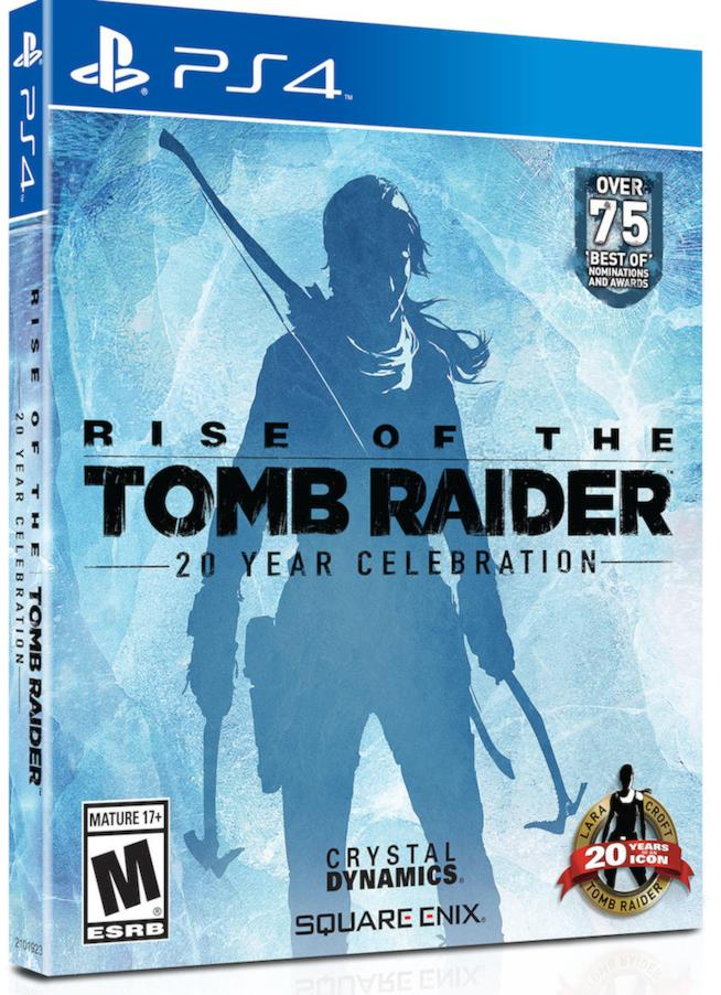 Rise of the Tomb Raider per PS4