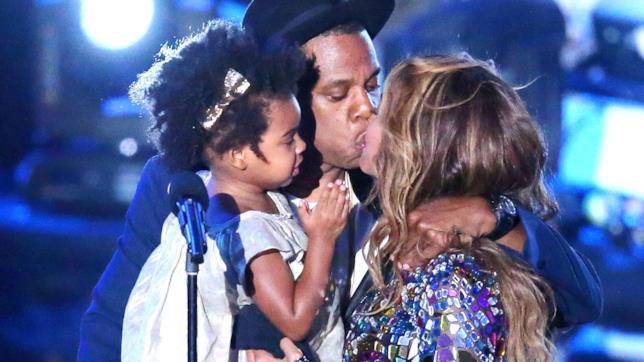 Mamma, papà e Blue Ivy