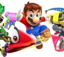 Gli eroi di alcuni videogiochi in esclusiva per Nintendo Switch