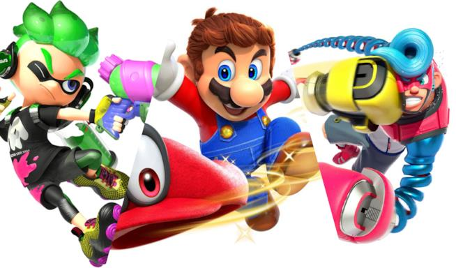 Nintendo Switch I 10 Migliori Giochi Da Avere Sullibrida Nintendo