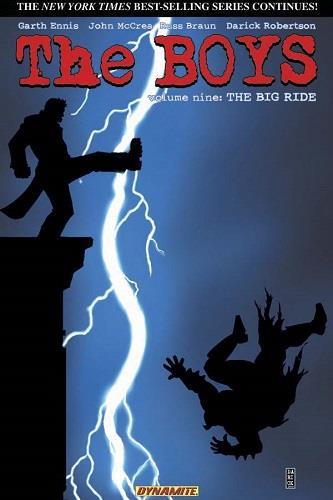 The Boys: volume nine