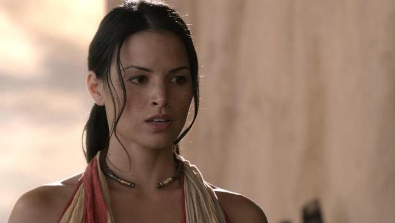 Katrina Law in Spartacus