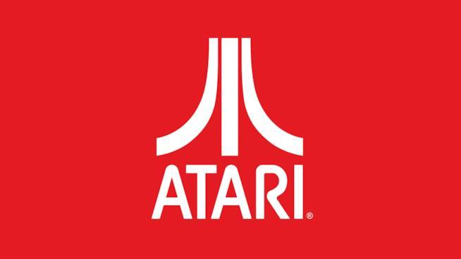 Il celebre logo di Atari