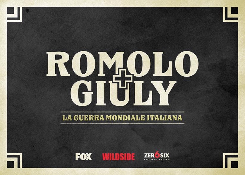 Primo poster per Romolo + Giuly, la nuova comedy italiana di FOX