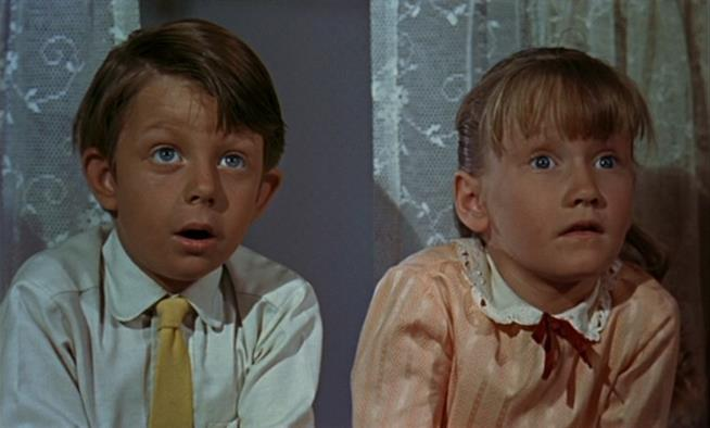 Mary Poppins: Jane e Michael Banks