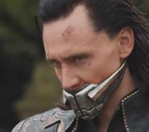 Il personaggio di Loki interpretato da Tom Hiddleston