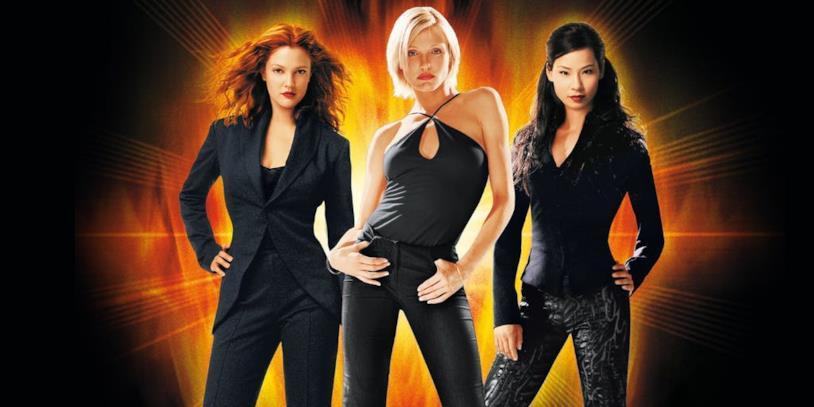 Le Charlie's Angels nel film del 2000 diretto da McG