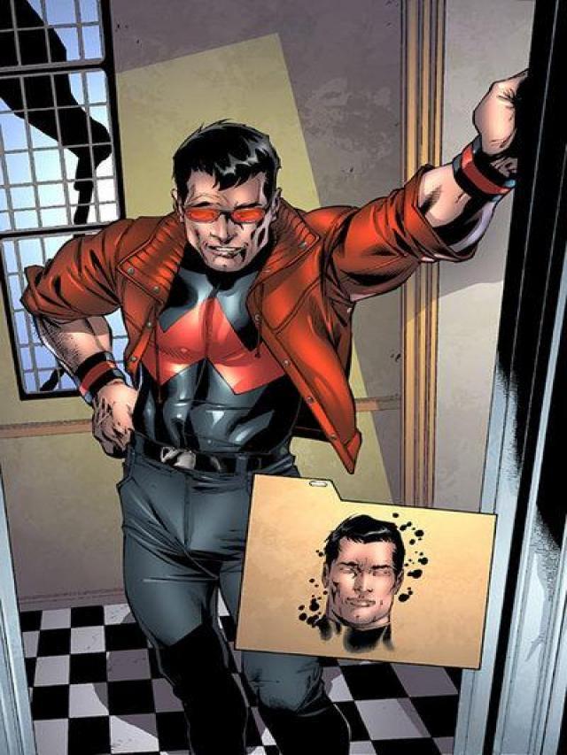 Wonder Man e il suo alter ego, Simon Willias