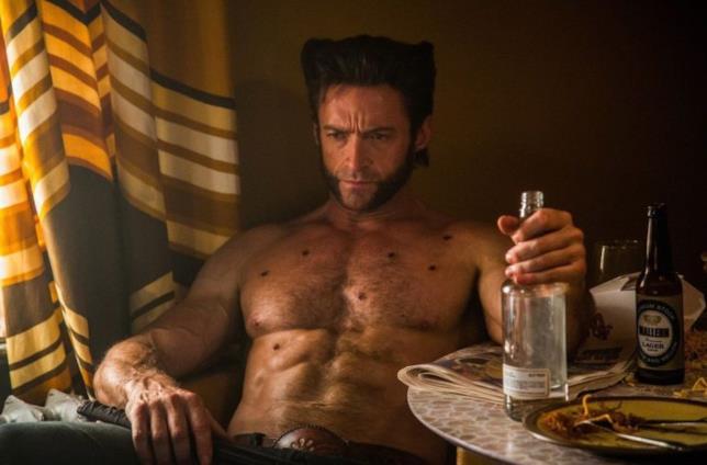 Una scena di Logan - Wolverine