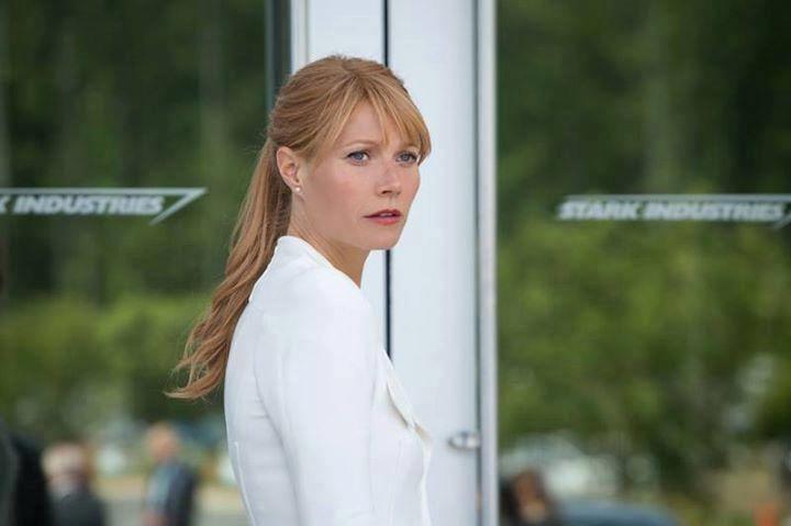 Gwyneth Paltrow nei panni di Pepper Potts in Iron Man 3